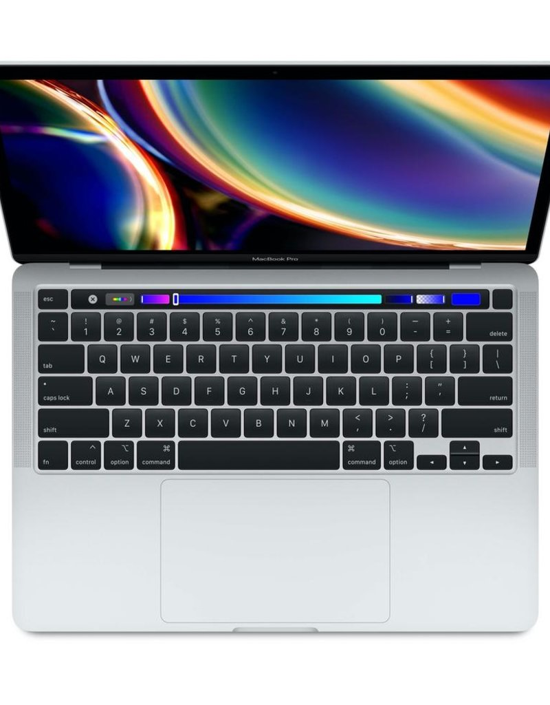 Apple (Prev) Apple 13-inch MacBook Pro with Touch Bar Silver: 1.4GHz i5/8GB/512GB