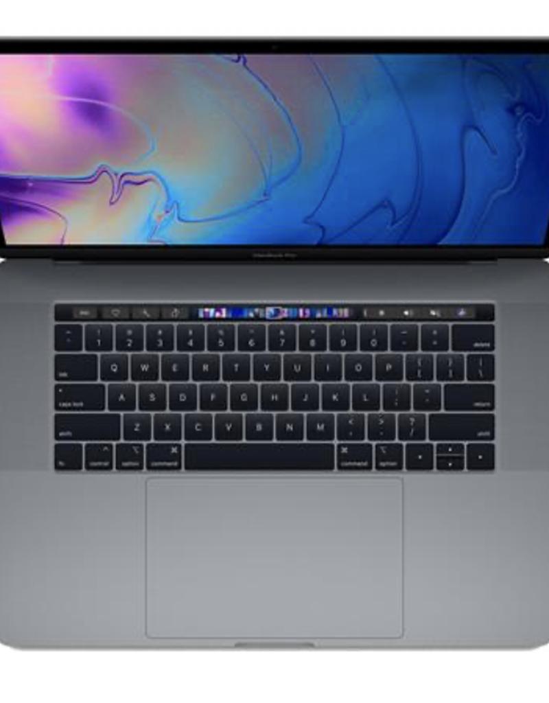 Apple (Open Box) Apple 15-inch Macbook Pro TB Space Gray 2.6GHz/16GB/256GB