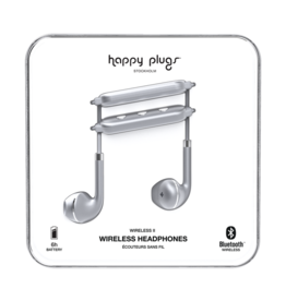 Happy Plugs Happy Plugs Earbuds Plus Wireless II Space Gray BP