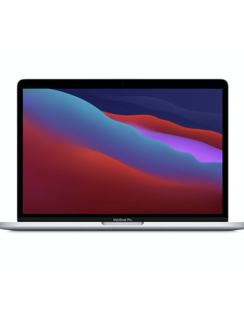 Apple 13-inch MacBook Pro M1 chip Silver 512GB