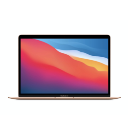 Apple 13-inch MacBook Air M1 chip Gold 256GB