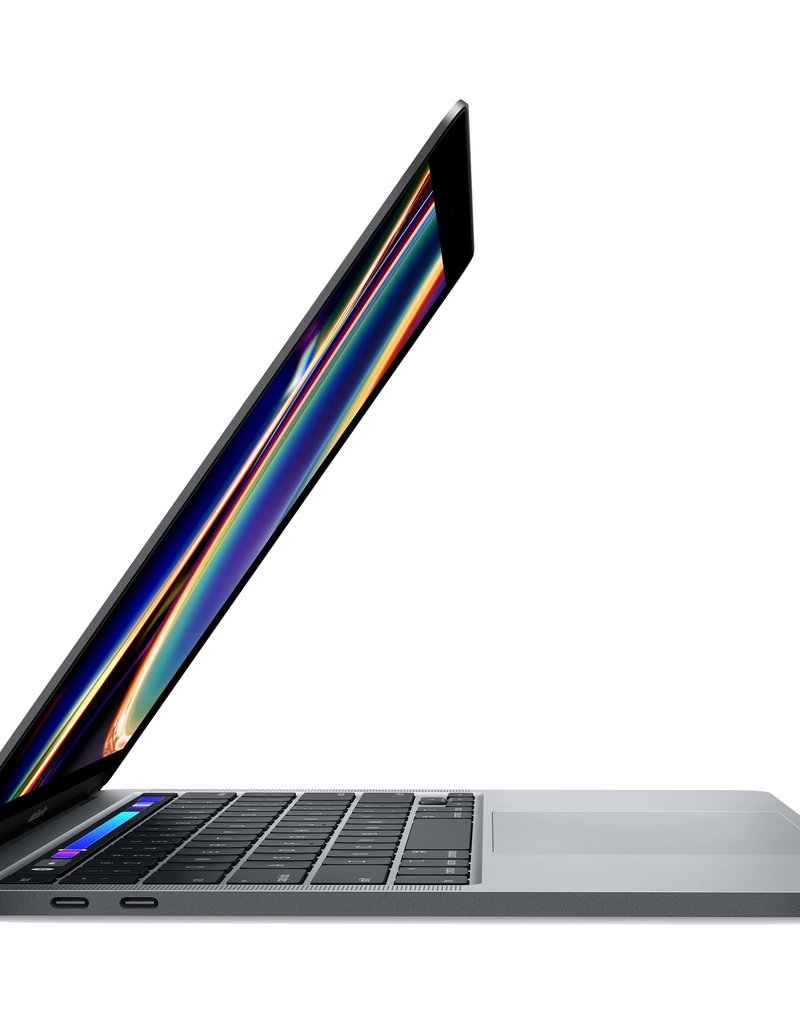 Apple (Open Box) Apple 13-inch MacBook Pro with Touch Bar Space Gray: 1.4GHz i5/8GB/256GB