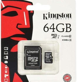 Kingston Kingston 64GB MicroSDXC