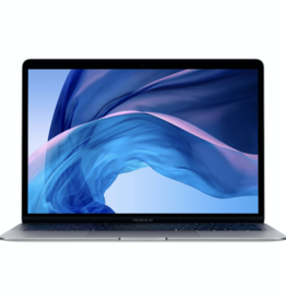 Apple (Prev Gen) Apple MacBook Air Space Gray 1.1GHz i3/8GB/256GB with AppleCare+ and Adapter