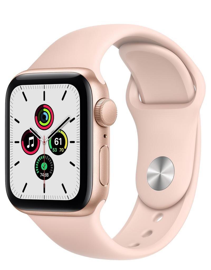 Apple (Open Box) Apple Watch Series 5 GPS + Cell 40mm Gold Aluminum
