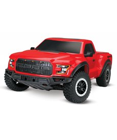 Traxxas 58094-1 - Ford F-150 Raptor 1/10 Scale 2WD Ready-To-Race with TQ 2.4GHz radio system and XL-5 ESC (fwd/rev) Includes 7-Cell NiMH 3000mAh battery