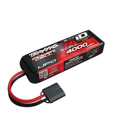 Traxxas 2849X 4000mAh 11.1v 3-Cell 25C LiPo Battery 3s