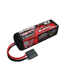 Traxxas 2857X 6400mAh 11.1v 3-Cell 25C LiPo Battery 3s