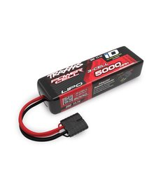 Traxxas 2832X 5000mAh 11.1v 3-Cell 25C LiPo Battery 3s