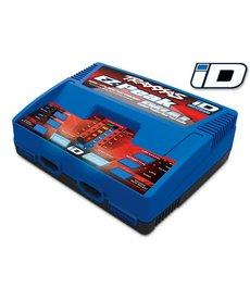 Traxxas Cargador 2972 EZ-Peak Dual 100W NiMH LiPo con identificación automática de batería iD