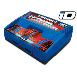 Traxxas 2972 Charger EZ-Peak Dual 100W NiMH LiPo with iD Auto Battery Identification