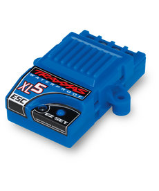 Traxxas XL-5 Electronic Speed Control, waterproof (land version, low-voltage detection, fwd/rev/brake)