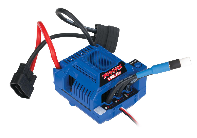 Velineon VXL-8s Electronic Speed Control, waterproof (brushless)  (fwd/rev/brake)