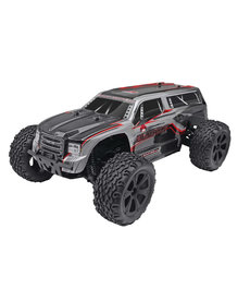 Redcat Racing Silver Suv Blackout XTE 1/10 Scale Electric Monster Truck
