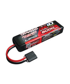 Traxxas 2872x 5000mAh 11.1v 3-Cell 25C LiPo Battery 3s