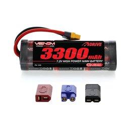 VNR DRIVE 7.2V 3300mAh NiMH : UNI 2.0 Plug
