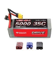 VNR 35C 5000mAh 14.8v 4S LiPo Hard Case: UNI Plug