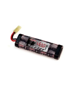VNR VNR15301 9.6V 1600mAh NiMH Stick, Airsoft, Mini