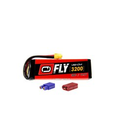 VNR 25007 Fly 30C 3S 3200mAh 11.1V LiPo Battery with UNI 2.0 Plug