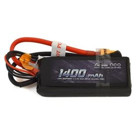 Gens Ace Gens Ace 3S Soft 50C LiPo Battery Pack w/XT60 Connector (11.1V/1400mAh)
