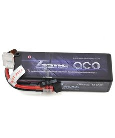 Gens Ace GA-B1069  Gens Ace 3s LiPo Battery Pack 50C w/Deans Connector (11.1V/5000mAh)