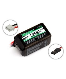 Reedy Power Reedy LiFe Pro RX 1900mAH 6.6V Flat