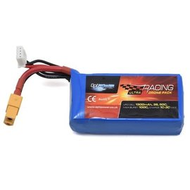 Optipower Optipower 3S 50C LiPo Battery (11.1V/1300mAh)