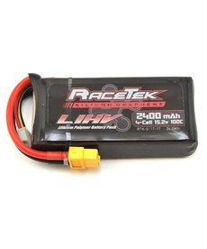 RaceTek RaceTek 4S 100C Silicon Graphene HV LiPo Battery (15.2V/2400mAh)