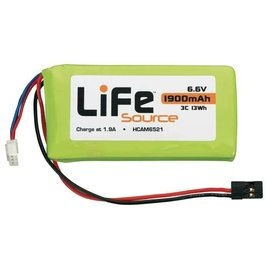 HCA LiFeSource LiFe 6.6V 1900mAh 3C