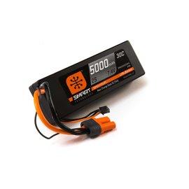 Spektrum 5000mah 2S 7.4V Smart LiPo 30C Hardcase; IC5