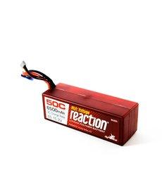 DYN Reaction 15.2 HV 6500mAh 4S 50C LiPo,Hardcase:EC5