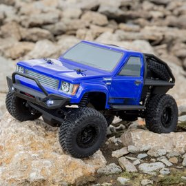 ECX Barrage, Blue: 1/24 4WD RTR