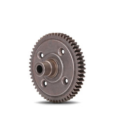 Traxxas 3956X Spur gear, steel, 54-tooth (0.8 metric pitch, compatible with 32-pitch) (requires #6780 center differential)