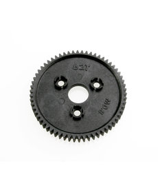 Traxxas 3959 Engranaje recto, 62 dientes (paso métrico 0,8, compatible con paso de 32)