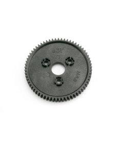 Traxxas 3960 Engranaje recto, 65 dientes (0,8 pasos métricos, compatible con 32 pasos)
