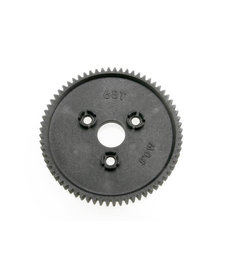 Traxxas 3961 Engranaje recto, 68 dientes (0.8 pasos métricos, compatible con 32 pasos)
