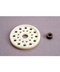 Traxxas 4687 Spur gear (87-tooth) (48-pitch) w/bushing