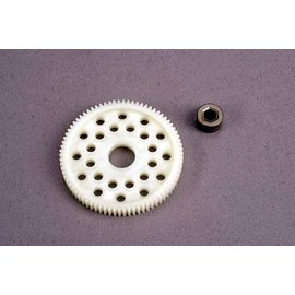 Traxxas Spur gear (78-tooth) (48-pitch) w/bushing