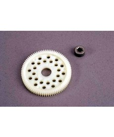 Traxxas 4681 Spur gear (81-tooth) (48-pitch) w/bushing