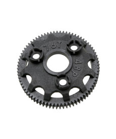 Traxxas 4676 Spur gear, 76-tooth (48-pitch) (for models with Torque-Control slipper clutch) 46Spur gear, 76-tooth (48-pitch) (for models with Torque-Control slipper clutch)