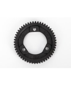 Traxxas 6843R  Spur gear, 52-tooth (0.8 metric pitch, compatible with 32-pitch) (for center differential)