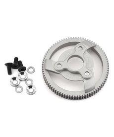 Hot Racing Hard Anodized Aluminum Spur Gear (83t 48p):Traxxas