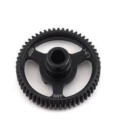 Hot Racing Engranaje de dientes rectos de acero (55T 48P) - 4 tec