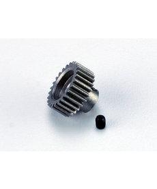 Traxxas 2426 Engranaje, piñón de 26 T (48 pasos) / tornillo de fijación
