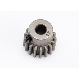 Traxxas 5643 Gear, 17-T pinion (0.8 metric pitch, compatible with 32-pitch) (fits 5mm shaft)/ set screw