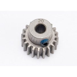 Traxxas 5646 Gear, 20-T pinion (0.8 metric pitch, compatible with 32-pitch) (fits 5mm shaft)/ set screw