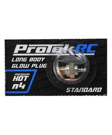 Protek RC ProTek RC N4 Medium Hot Standard Glow Plug (.12, .15 to .28 Engines)