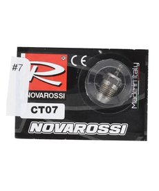 "Novarossi Novarossi ""CTO"" #7 Off Road CT07 Turbo Glow Plug (Cold)"