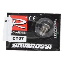 "Novarossi Novarossi ""CTO"" #7 Off Road CT07 Turbo Glow Plug (Cold)"