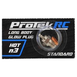 ProTek RC N3 Hot Standard Glow Plug (.12, .15 and .18 Engines)